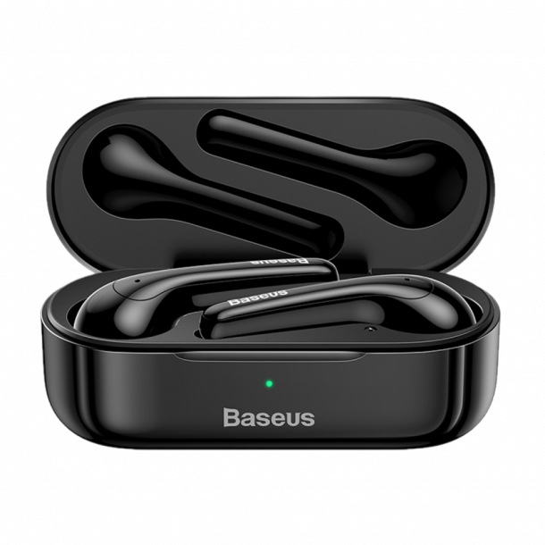 Baseus Encok W07 - Trådløse hodetelefoner, med ladeetui