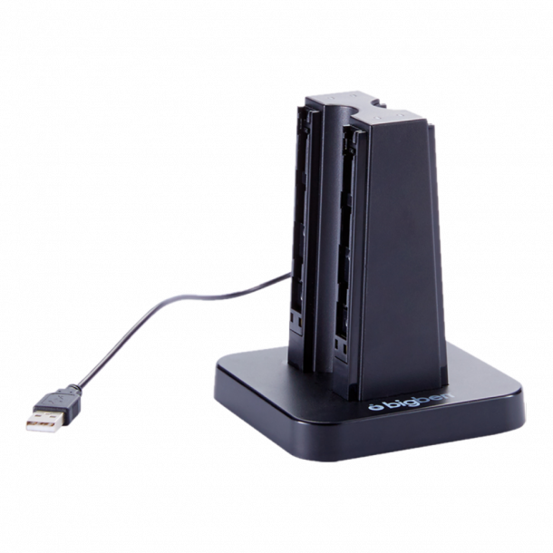 BigBen Quad-charging Dock, for 4 Joy-cons (Switch)