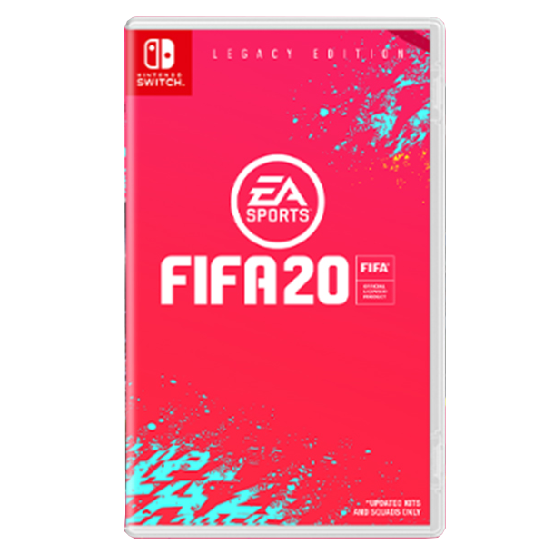 FIFA 20 (Nordic) - Legacy Edition (Switch)