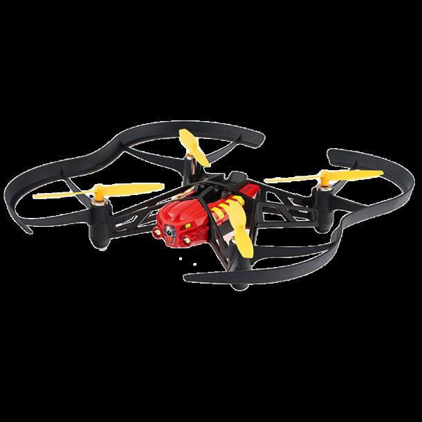 Parrot Minidrones Airborne Night Drone Blaze, Rød og Gul