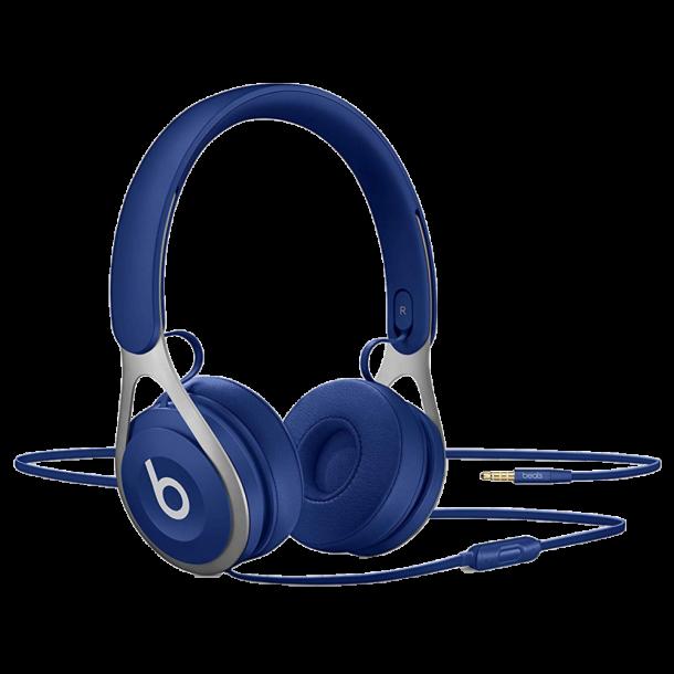 Beats by Dr.Dre EP, on-ear hodetelefoner, Blå