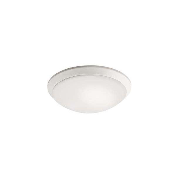Malmbergs Ferrara, LED, 18W, Hvit, med bevegelsessensor