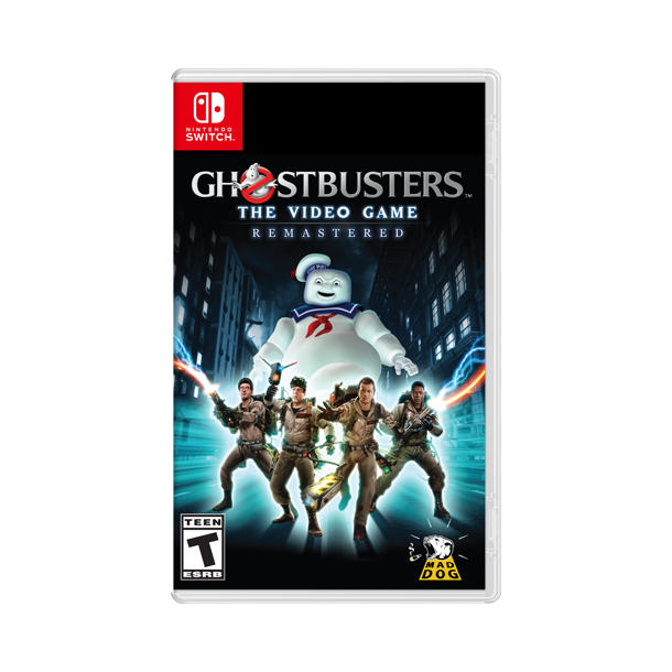 Ghostbusters:The Video Game Remastered (Switch)