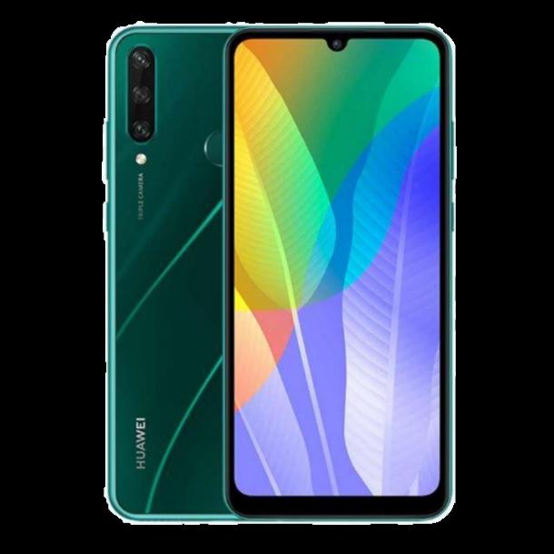 Huawei Y6p, (Emerald Green)