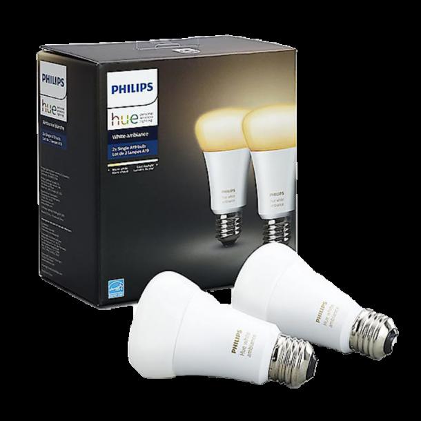 Philips Hue White Ambience Led-lyspærer E27