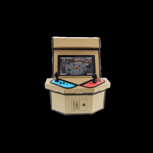 Nyko PixelQuest Arcade Kits (Switch Kompatibel)
