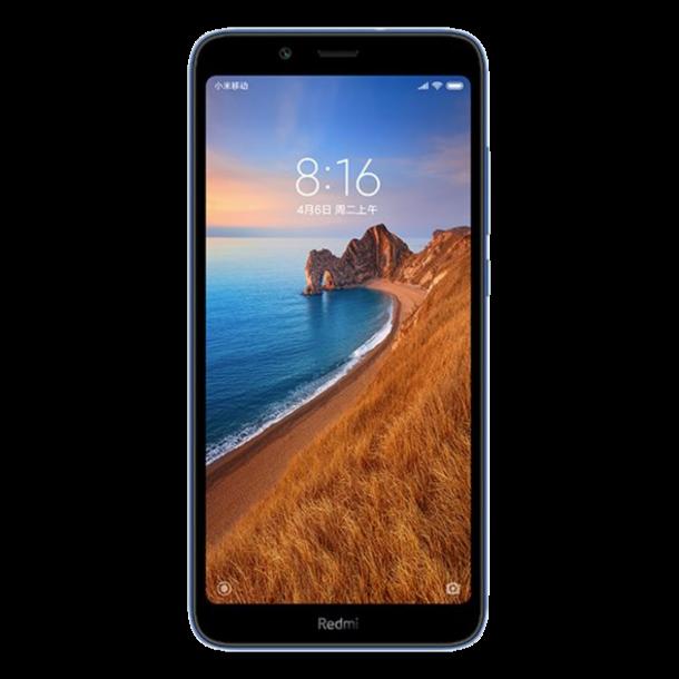 Xiaomi Redmi 7A 32GB, Dual-sim, matt svart