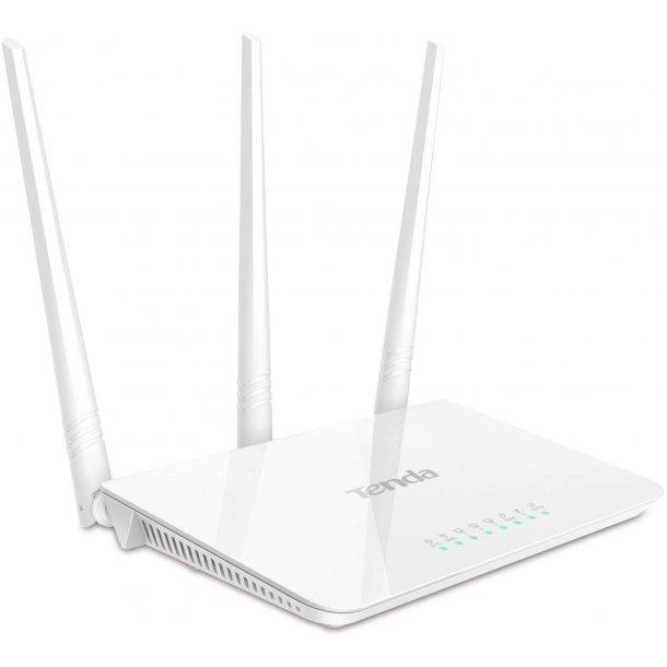 Tenda F3 Wireless 2.4GHz 300Mbps WiFi Router