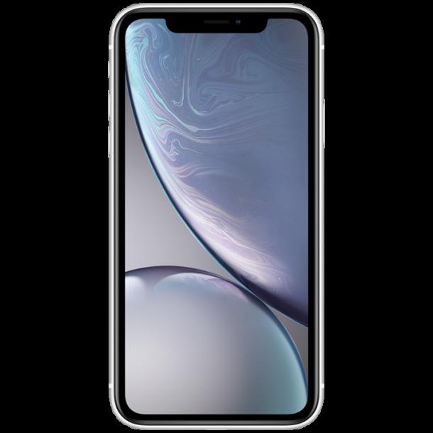 iPhone XR 64 GB hvit | Eplehuset